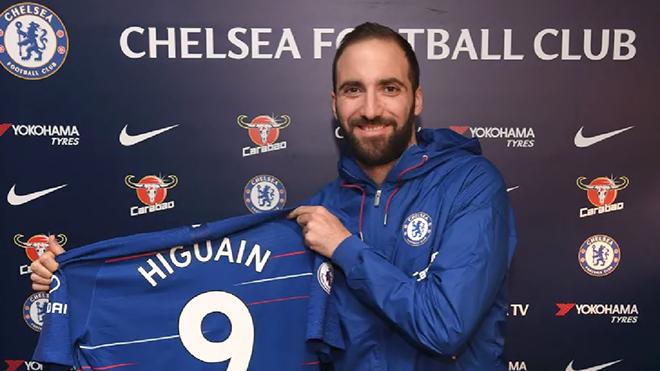 Higuain sẽ là liều thuốc ngắn hạn cho hàng công Chelsea