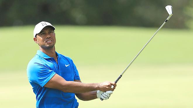Tiger Woods trở lại với danh hiệu PGA Tour thứ 80 trong sự nghiệp