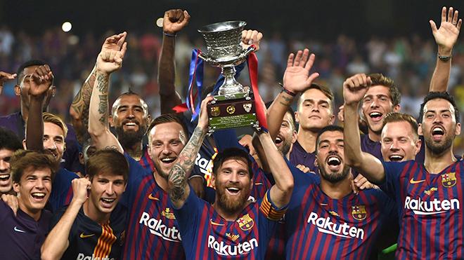 Barca sẽ thành công hơn nữa dưới kỷ nguyên 'El capitán' Messi