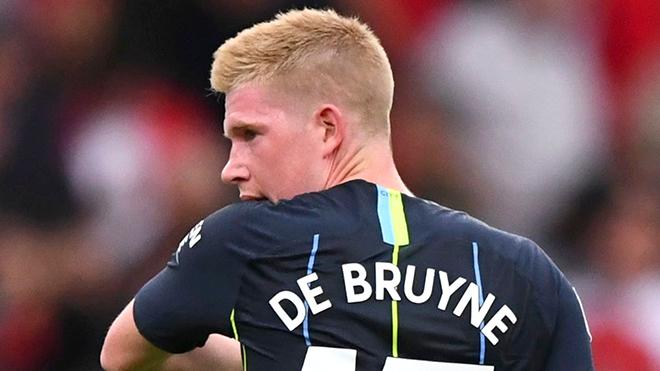 Mất Kevin de Bruyne sẽ là thảm họa với Man City