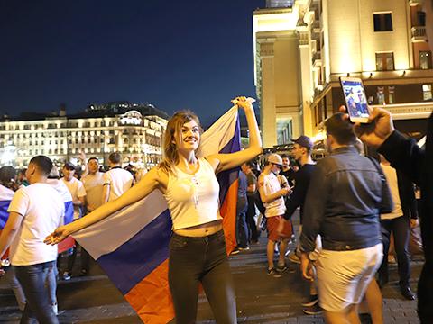 World Cup 2018: 'Ngoại giao bóng đá' của nước Nga