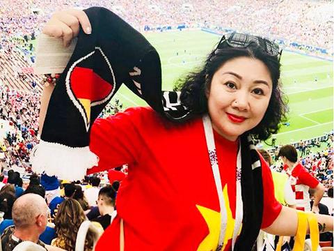 Đoản khúc World Cup: Xin gửi em một lời chào, một lời yêu...