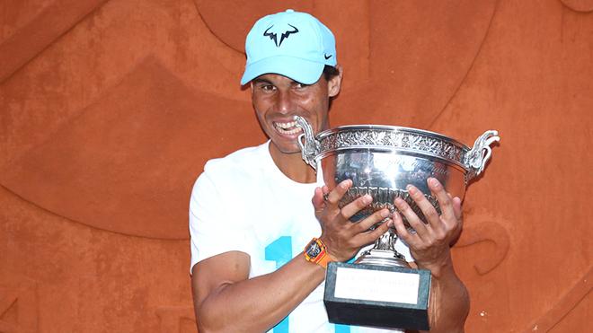 Xong Roland Garros, càng 'hóng' Wimbledon