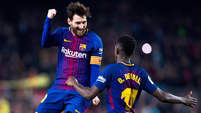 Với Messi, mỗi bàn thắng là những vũ điệu của trái tim