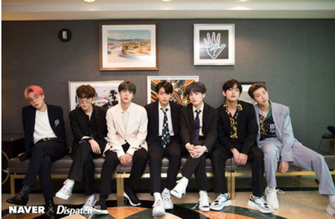 BTS, Bang Si Hyuk, Big Hit, Fire, Run, The Most Beautiful Moment In Life Pt 2, Variety