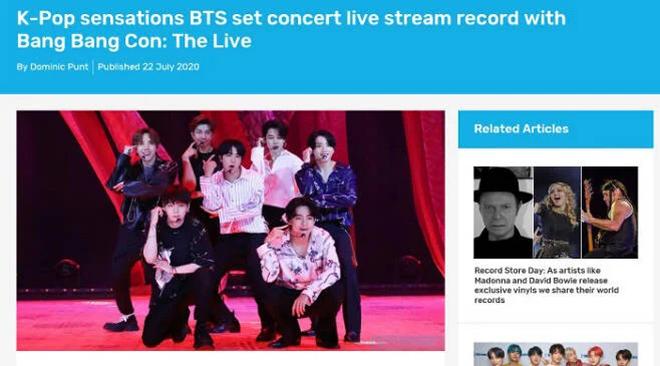 BTS, ARMY, BTS và ARMY lại lập kỷ lục Guinness, #MatchAMillion, One in An ARMY