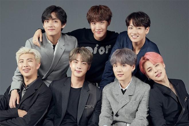 BTS, Cách chia line trong BTS, Jungkook, Suga, V BTS, Jin, J-Hope, RM BTS, Jimin