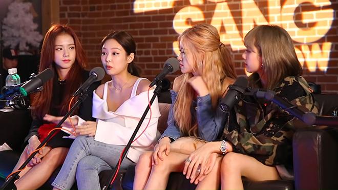 Blackpink, Jennie, YG Entertainment, Zach Shang Show, Rose, Rosé, K-pop