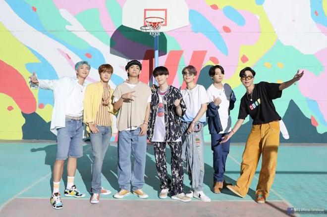 BTS, BTS gửi tâm thư, Dynamite, MAP OF THE SOUL 7, BANG BANG CON THE LIVE