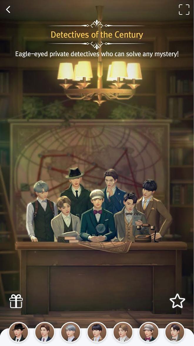 BTS, BTS Universe Story, Câu chuyện vũ trụ của BTS, Cách chơi game mới của BTS, BTS WORLD