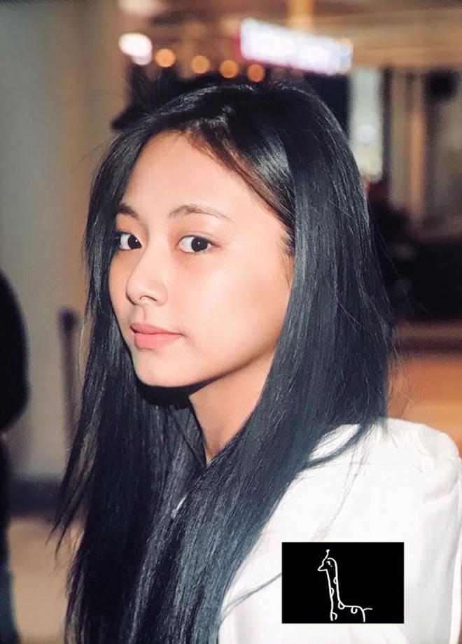 Twice, Dahyun, Dahyun không cần phấn nền, ELLE Korea, Jihyo, Tzuyu