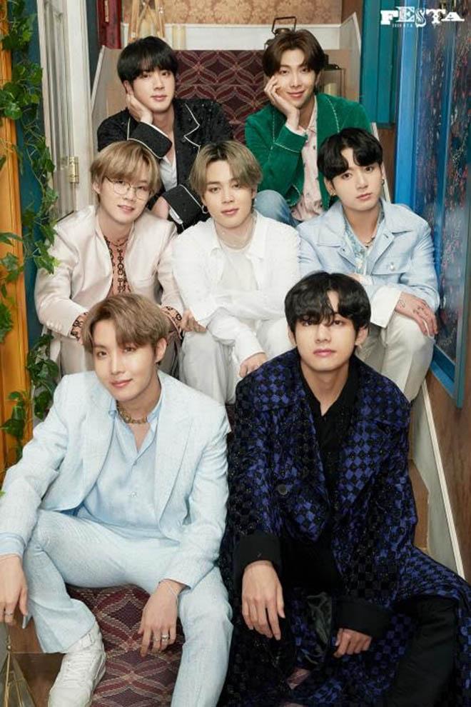 BTS, K-pop, 5 tự thú gây sốc của BTS, Jimin, V BTS, Jungkook khóc, J-Hope, Jin