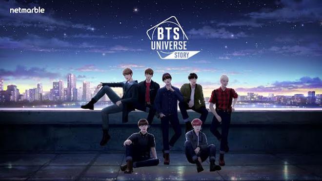 BTS, BTS Universe Story, Trailer BTS Universe Story, Jin, RM BTS, Netmarble