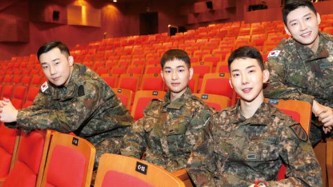 Cuộc sống trong quân ngũ thực sự như thế nào qua tiết lộ của một số sao K-pop