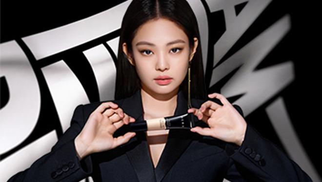 Jennie Blackpink trông 'dữ dội' trong chiến dịch quảng cáo mới