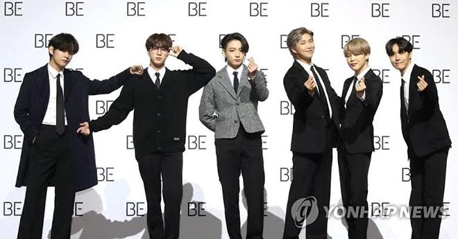 BTS, RM BTS, RM giải thích về ca khúc Life Goes On, Dynamite, BE BTS