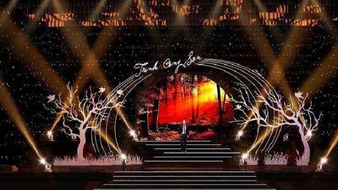 Đêm nhạc 'Một ngày để yêu...' tưởng nhớ Trịnh Công Sơn