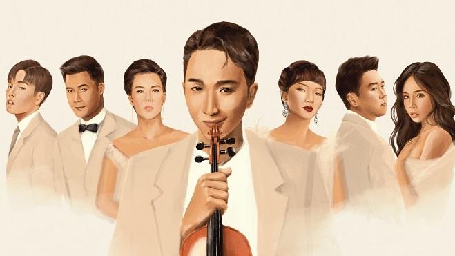 Hoàng Rob 'trò chuyện' cùng dàn 'sao' trong album mới phát hành