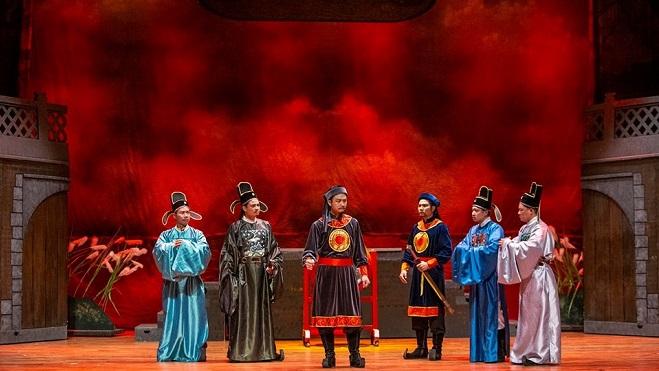 Nhà hát Kịch Việt Nam dựng vở đầu tiên sau dịch Covid-19