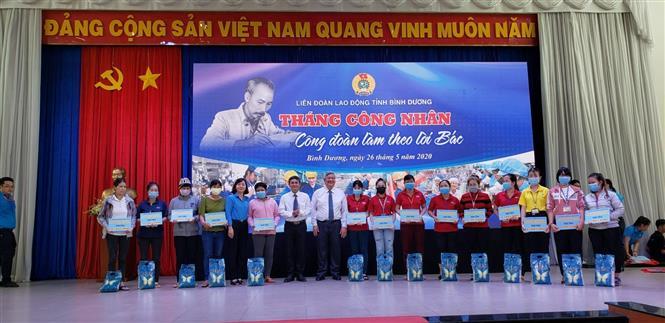 Công đoàn tổ chức nhiều hoạt động thiết thực hướng về người lao động