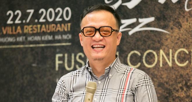 Nghệ sĩ jazz Tuấn Nam