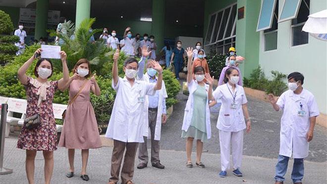 Dịch COVID-19: Đà Nẵng gỡ lệnh cách ly y tế đối với Bệnh viện Đa khoa Hải Châu