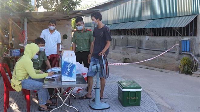 Dịch COVID-19: Quảng Trị phong tỏa tạm thời thêm 3 khu vực ở thành phố Đông Hà