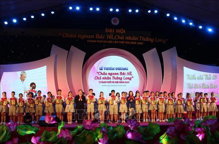 Đại hội Cháu ngoan bác Hồ - Chủ nhân Thăng Long