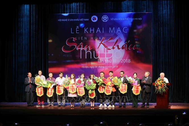 Liên hoan Sân khấu Thủ đô lần thứ III - 2018