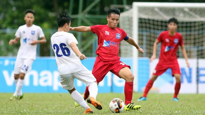 Lộ 8 đội bóng góp mặt ở VCK U17 quốc gia