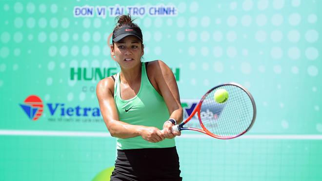 Alize Lim vào bán kết giải quần vợt VTF Pro Tour 4