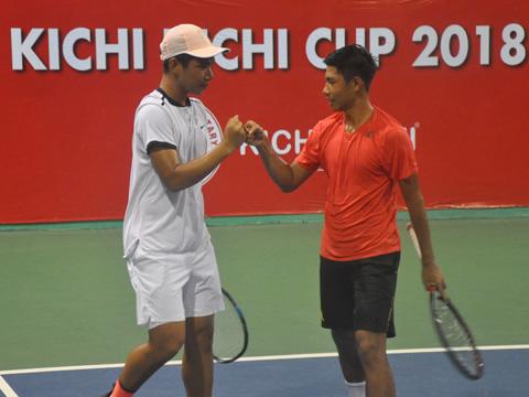 Tiến Thịnh và Thái Nguyên cũng được chờ đợi gây bất ngờ ở giải đấu đẳng cấp cao trên sân nhà lần này. Ảnh: BM