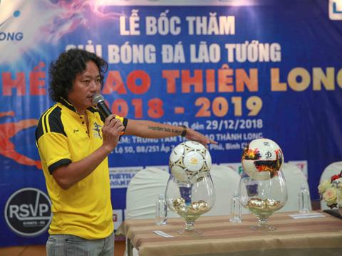 Giải đấu tổ chức theo thể thức vòng tròn một lượt tính điểm, nhà vô địch nhận 20 triệu đồng tiền thưởng. Ảnh: Thiên Long