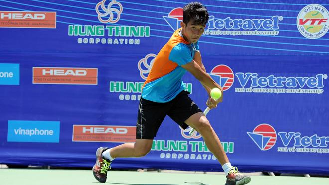 Đàn em Lý Hoàng Nam lên tiếng ở giải quần vợt VĐQG 2019