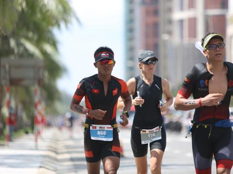 Ironman nổi tiếng với mức độ khắc nghiệt, thử thách bản lĩnh con người. Ảnh: TT