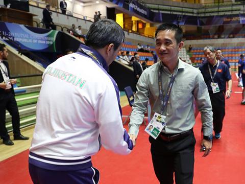 Thầy trò HLV Trương Quốc Tuấn sẽ có trận đấu khó nhọc hơn trước U20 Nhật Bản vào chiều 16/6. Ảnh: TD