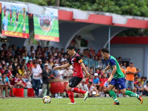 Giải Thể thao Thiên Long – Cúp HELE 2019 sẽ là sân chơi lớn cho cầu thủ phong trào TP.HCM năm nay. Ảnh: TH