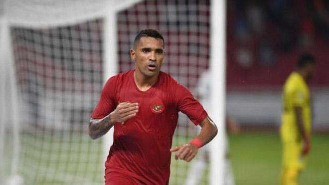 Goncalves là chân sút mà thầy trò HLV Park Hang Seo phải đề phòng nhất của đội chủ nhà Indonesia