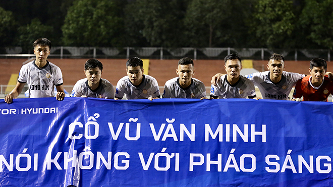 Hình ảnh ấn tượng của giải đấu hàng đầu SPL-S2 tại TPHCM. Ảnh: Anh Đồng