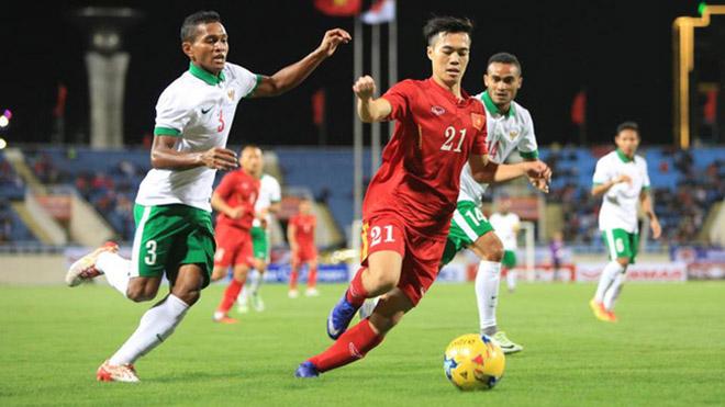Tuy nhiên lịch sử không ủng hộ Văn Toàn cùng đồng đội khi gặp Indonesia thời gian qua