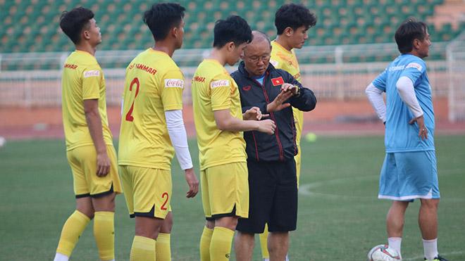 HLV Park Hang Seo khát khao dự World Cup, đề xuất bóng đá Việt Nam học Hàn Quốc