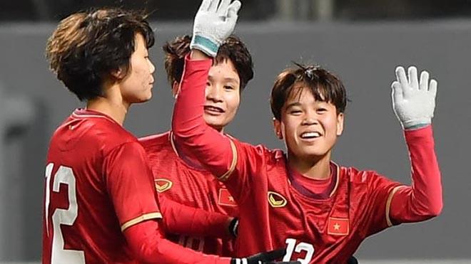 bóng đá Việt Nam, lịch thi đấu bóng đá Việt Nam hôm nay, trực tiếp bóng đá, tuyển nữ Việt Nam, HLV Mai Đức Chung, nữ Việt Nam vs Hàn Quốc, vòng loại Olympic