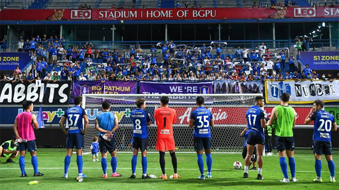 Thai League có thể phải thi đấu không khán giả trong cả mùa giải 2020-2021