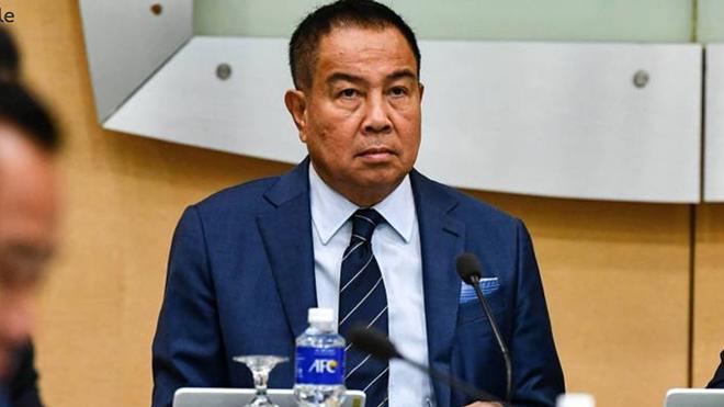 Chủ tịch Somyot thông báo tin khá thú vị từ AFC khi FAT được nhận hỗ trợ khoảng 800 nghìn USD do ảnh hưởng của Covid-19