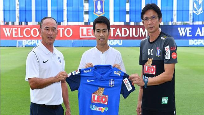 Sarach Yooyen đã chuyển tới CLB của cựu tiền vệ HAGL Dusit