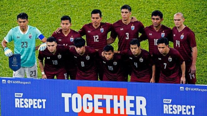 Đội tuyển Thái Lan kỳ vọng sẽ được xếp hạng hạt giống số 1 ở AFF Cup 2020 để không gặp ĐKVĐ Việt Nam từ vòng bảng