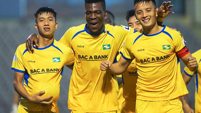 bóng đá Việt Nam, tin tức bóng đá, bong da, tin bong da, SLNA, V League, Văn Đức, Văn Hoàng, BXH V League, lịch thi đấu vòng 6 V League, SLNA vs TPHCM, BĐTV