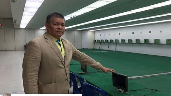Lãnh đạo bộ môn bắn súng Thái Lan quyết gặt hái vàng ở SEA Games 31 tại Việt Nam năm tới