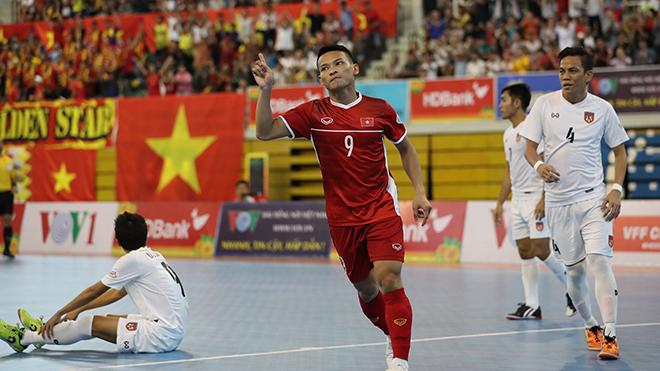 Nếu VCK futsal châu Á 2020 diễn ra ở Thái Lan thay vì Turkmenistan, cơ hội đến World Cup lần thứ 2 của đội tuyển Việt Nam là rất lớn