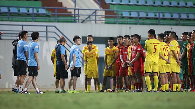 bóng đá Việt Nam, tin tức bóng đá, Park Hang Seo, U22 Việt Nam, SEA Games 31, HCV SEA Games, lịch thi đấu vòng 8 V League, V League, BXH V League, kết quả bóng đá hôm nay